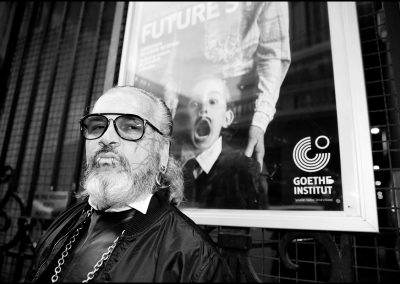 Sven Marquardt at the Goethe Institut – Lyon