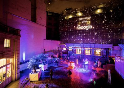 Google Party by Uzik – Paris