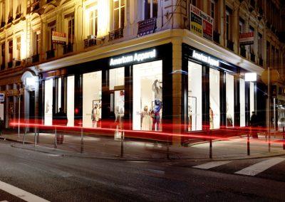 American Apparel Opening – Lyon