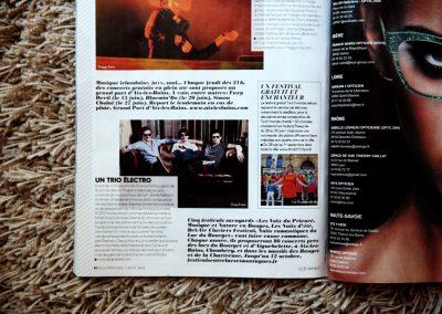 Dope Events – Elle Magazine